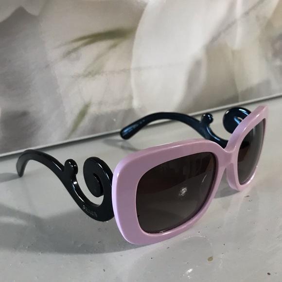53244b111fa9 Prada Accessories | Womens Baroque Square Sunglasses Havana | Poshmark